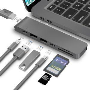 USB C Hub Adapter